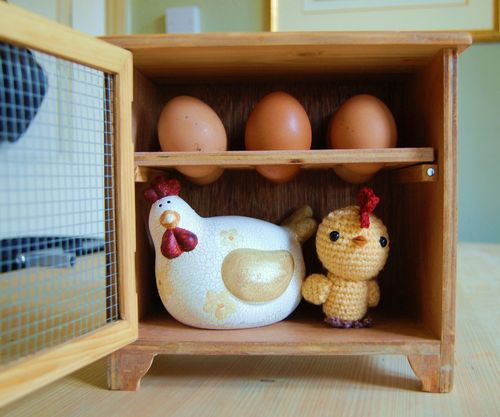 Chick 6 egg house