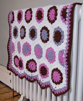 Afghan finished radiator