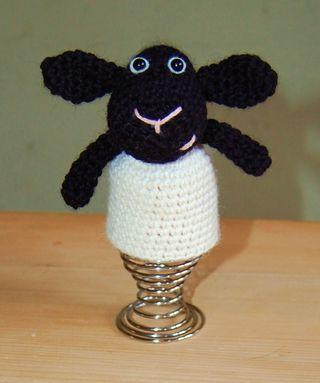 Lamb egg cosy 1