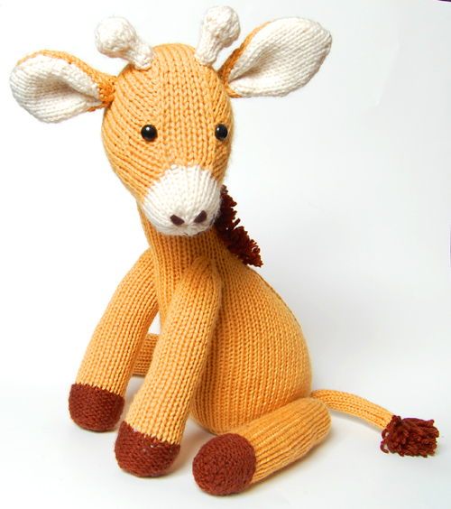 Jasmine The Giraffe New Knitting Pattern And Giveaway Oliver Boliver
