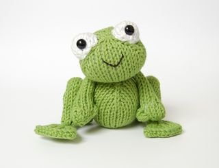Finished frog cute 4 cutest