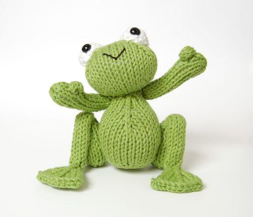 Frog halleluia