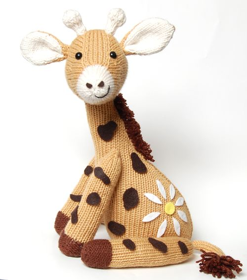 Finished giraffe