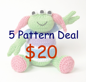 Alien 5 patt deal
