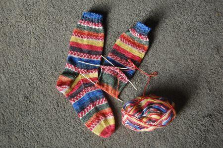 Mr Tumble socks